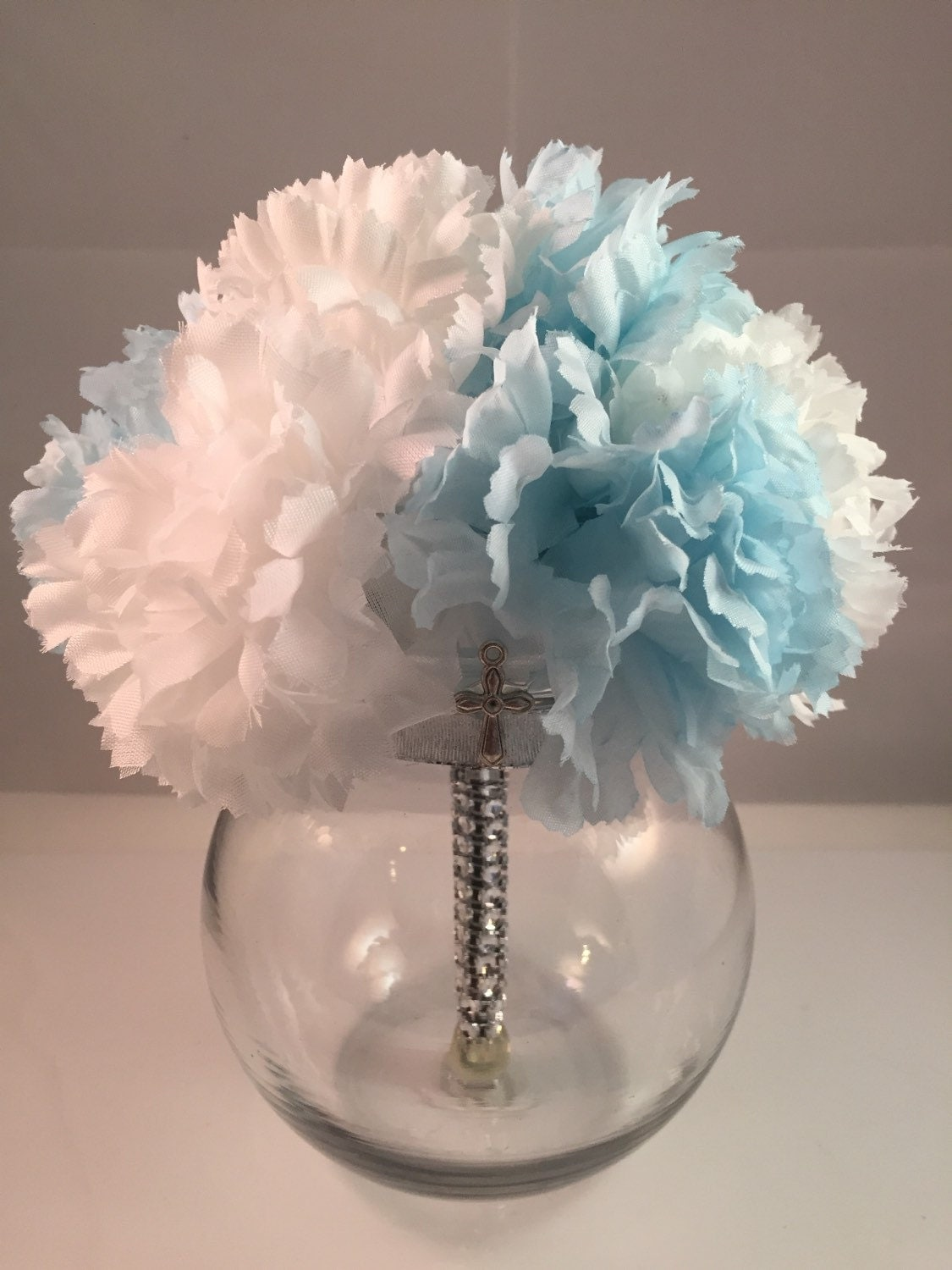 Flower Centerpiece Ideas For Baptism : Confirmation centerpiece bridal shower first