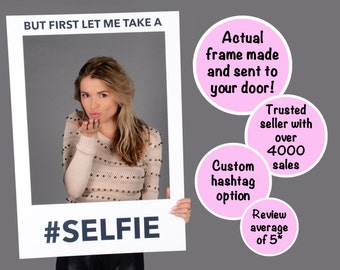 Selfie Photo Prop Etsy