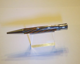 Angle Ply and Chrome Glacia pen