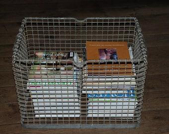 Metal crates