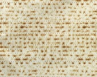Passover Matzoh Jewish Fabric