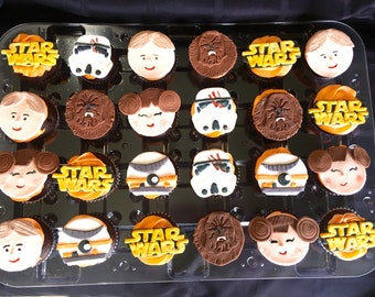 The Force Awakens 15 pcs Cookies