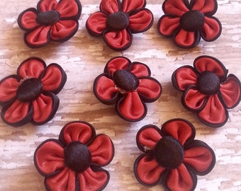 Ribbon Flower Embellishments