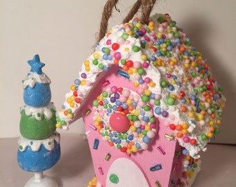 Candy land ornament.