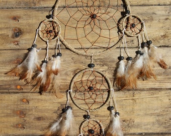 Natures Gift Medium Dream Catcher