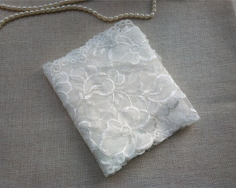 """6"""" Wide Nylon Stretch Floral Lace trim-LSY005,off white wedding trmming"""