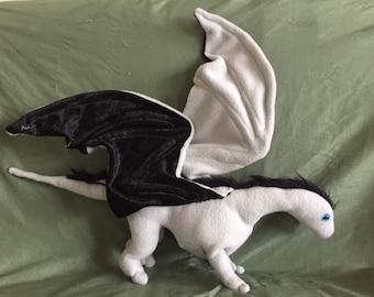 Cuddly Dragon Plush Pattern