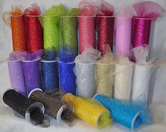 Add some Sparkle tulle to my Tutu Skirt