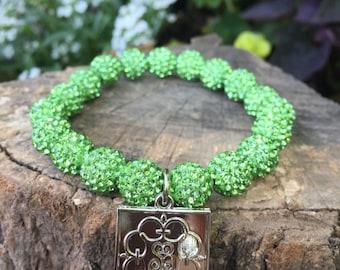 Green Elise bracelet