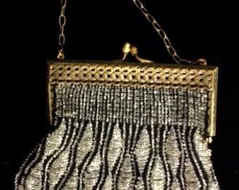 Beaded Vintage/Antique Evening Bag