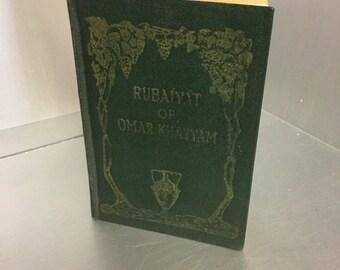 Rubaiyat of Omar Khayyam - 1924