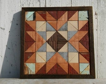 wooden cross, barn quilt, , eco friendly decor