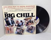 More Songs From The Big Chill 1984 Vinyl Record vintage LP 80's Motown CCR Beach Boys Four Tops Marvin Gaye