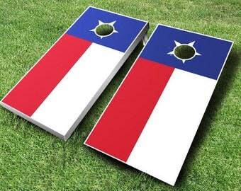Texas Cornhole Boards