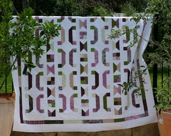 Handcrafted Double quilt or Bedspread