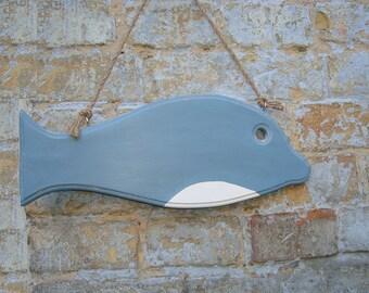 Dolphin wood sign. Wood wall decor. Dolphin wood decor
