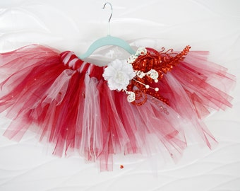 Holiday Tutu: Christmas and Valentines Day Couture, Photography Styling Prop