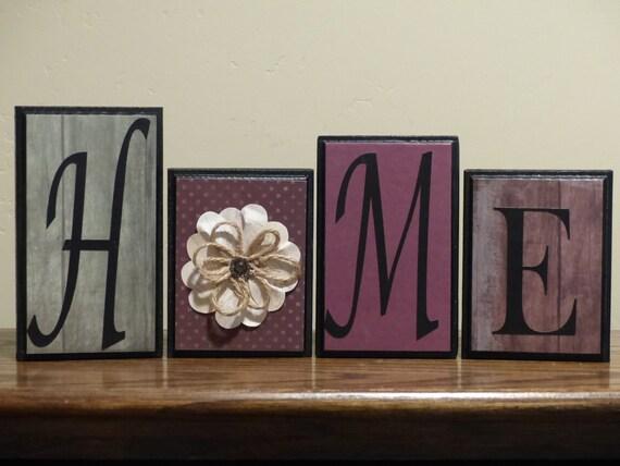 home decor word blocks home custom letters mantel living room home decor word blocks just lol decor port elizabeth