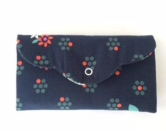 Fruitfully Floral Wallet
