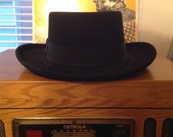Vintage Gamblers Hat