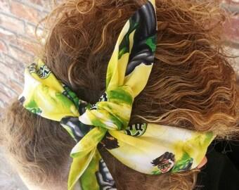 Green lantern headband