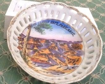 Vintage Souvenir Grand Canyon Plate