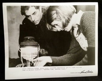 Original 1984 2 Another Time Another Place Movie Poster Photographs Photos 8x10 Phyllis Logan Black and White