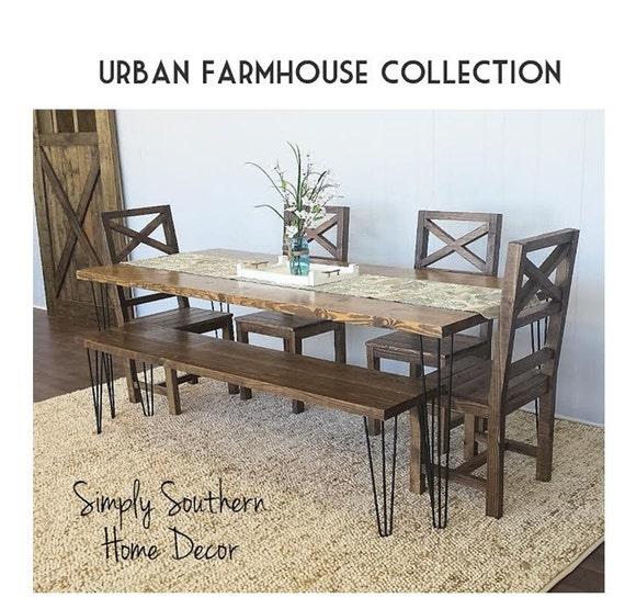 Urban Farmhouse Table