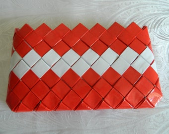 Candy wrapper wallet