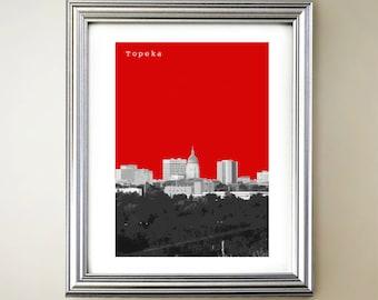 Topeka Skyline