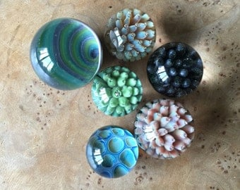 Colorful Glass Borosilicate Marbles