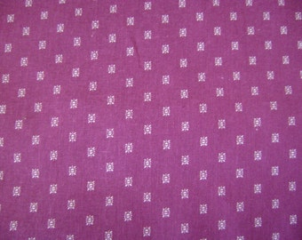 Cotton Print Grape Cotton Fabric by the yard
