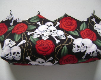 Skulls & Roses Purse Cover