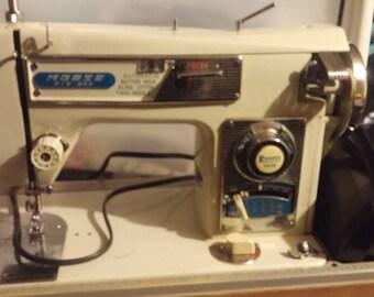 Vintage Morse Zig Zag Sewing Machine