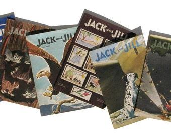 Jack and Jill Magazines