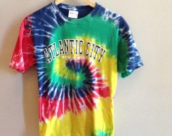 Vintage Atlantic City, New Jersey tourist shirt