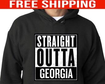Georgia Pullover Hoodie
