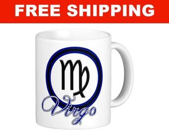 Virgo Mug - 11 oz