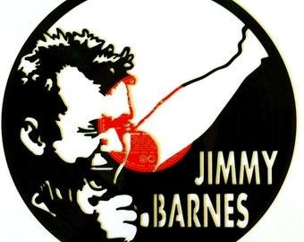 Jimmy Barnes - Vinyl Record Art