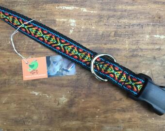 Dog collar for boys, Dog collar for girls, Large Dog Collar, colorful dog collar, dog collar for dogs, sublimebirdy