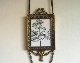 The Herbalist Necklace