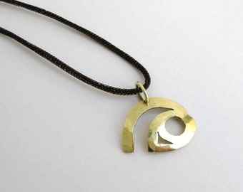 Necklace 'All-seeing eye'