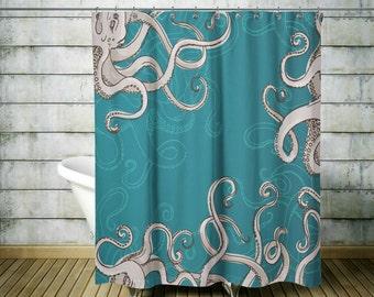 Dark Teal Curtains Etsy