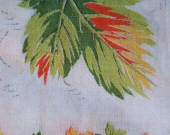 """15-16"""" vintage handkerchief"""