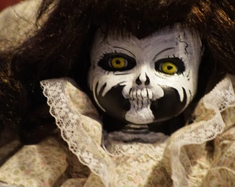 Eyota - OOAK Voodoo Doll