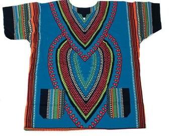 African Heart Dashiki