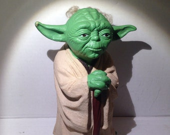 6 1/2 inch tall 1981 Kenner Star Wars The Empire Strikes Back Yoda