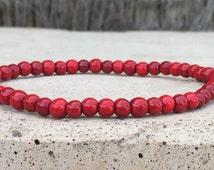 FREE SHIPPING-Men's Bracelet, Men Stone Bracelet, Men Beaded Bracelet,Men Simple Bracelet,Stone Beaded Bracelet,Unisex Bracelets,Bracelets
