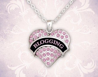 Blogging Necklace - 54948