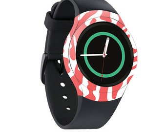 Skin Decal Wrap for Samsung Gear S2, S2 3G, Live, Neo S Smart Watch, Galaxy Gear Fit cover sticker Coral Reef